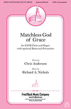 Matchless God of Grace