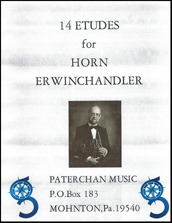 14 Etudes for French Horn