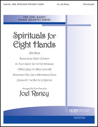 Spirituals for Eight Hands