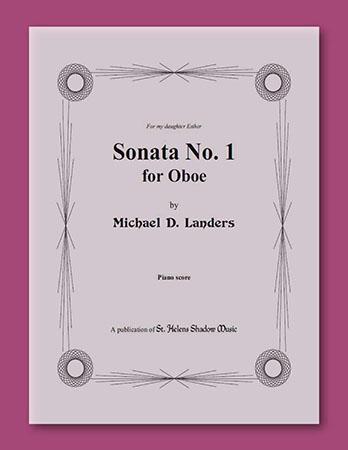 Sonata No 1 for Oboe