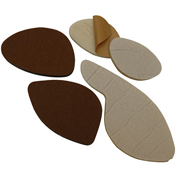 Brown Chinrest Pad