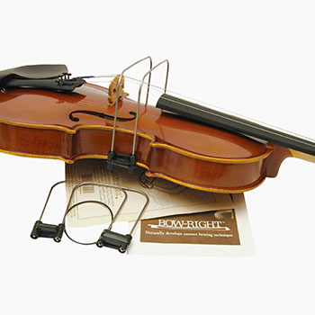 Bow Right for Violin