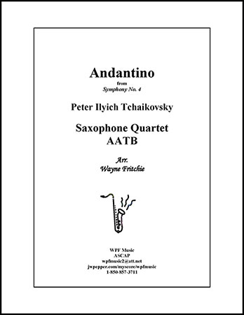 Andantino from Symphony No. 4