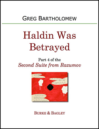 Haldin Was Betrayed