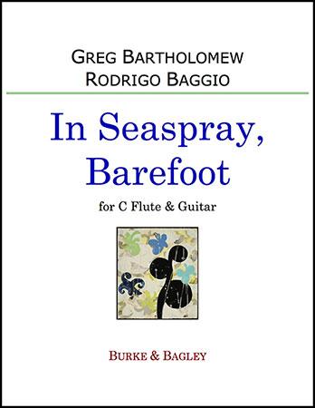 In Seaspray, Barefoot