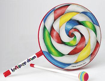 Kids Lollipop Drum
