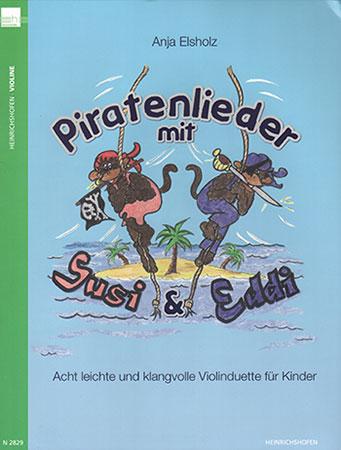 Piratenlieder mit Susi und Eddi
