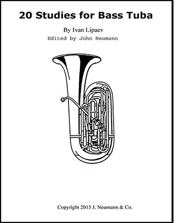 20 Studies for Tuba