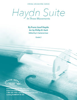Haydn Suite in Three Movements