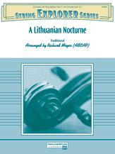 A Lithuanian Nocturne