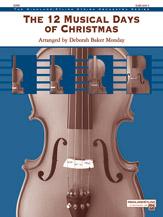 The 12 Musical Days of Christmas Thumbnail