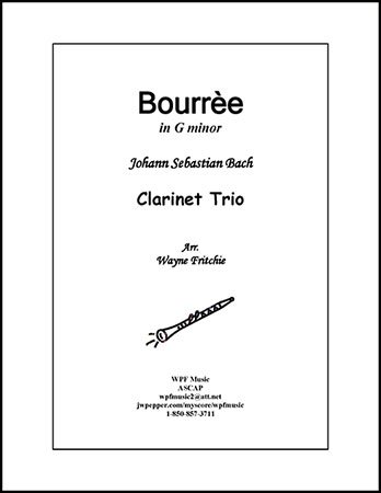 Bourree in G Minor
