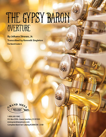 The Gypsy Baron Overture
