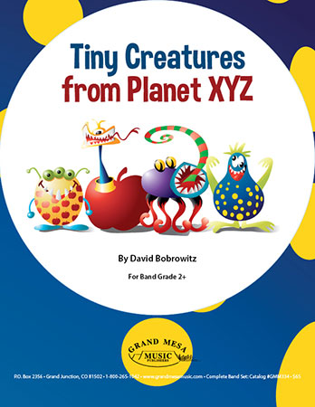Tiny Creatures from Planet XYZ