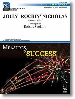 Jolly Rockin' Nicholas