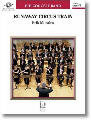 Runaway Circus Train