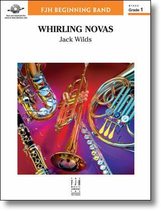 Whirling Novas