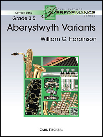 Aberystwyth Variants choral sheet music cover