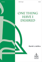 One Thing Have I Desired