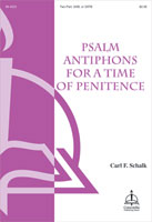 Psalm Antiphons for the Time of Penitence