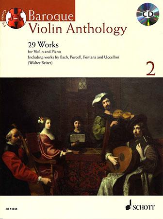 Baroque Violin Anthology #2