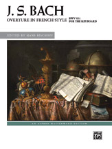 Overture in French Style, BWV 831