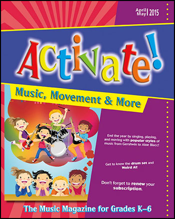 Activate! April 2015 May 2015