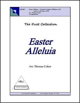 Easter Alleluia duet