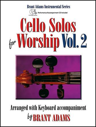 Cello Solos for Worship, Vol. 2