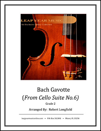 Bach Gavotte