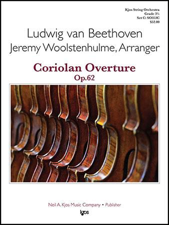 Coriolan Overture, Op. 62
