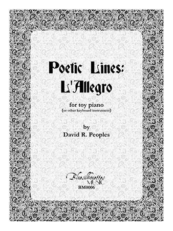 Poetic Lines: L'Allegro