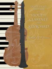 Eight Settings for Viola and Organ