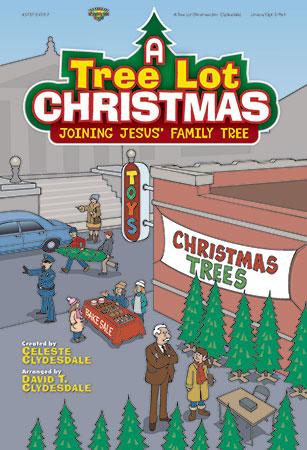 A Tree Lot Christmas Thumbnail