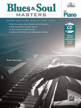 Blues and Soul Masters for Piano