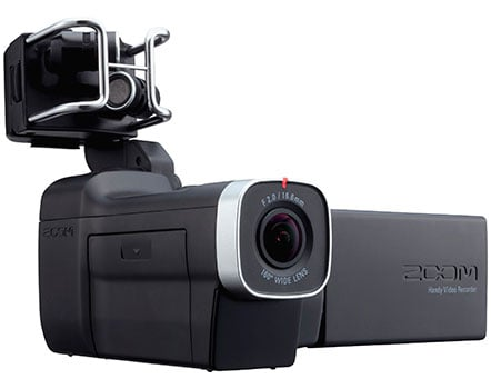 Q8 Handy Video Recorder Cover