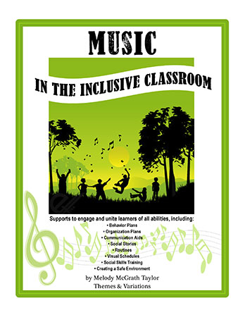Music in the Inclusive Classroom Cover