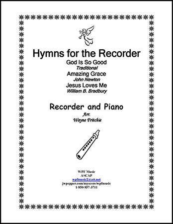 Hymns for the Recorder Volume I