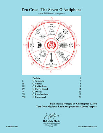 Ero Cras: The Seven O Antiphons