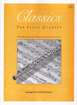 Classics for Flute Quartet