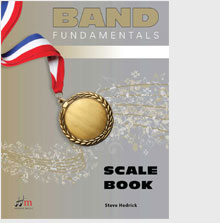 Band Fundamentals, Scale Book