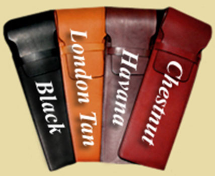 Leather Baton Case