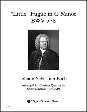 Fugue in G Minor (Little), BWV 578