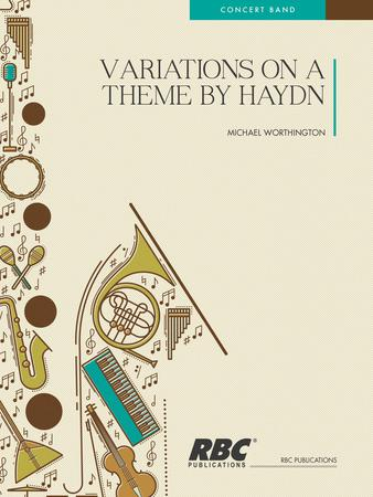 Variations on a Theme by Haydn Cover