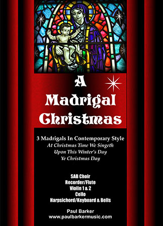 A Madrigal Christmas