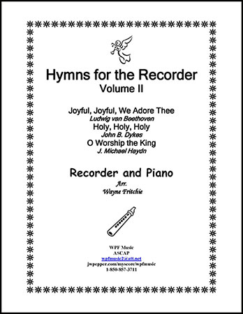 Hymns for the Recorder Volume II