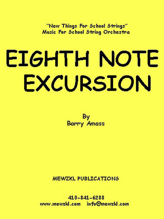 Eighth Note Excursion