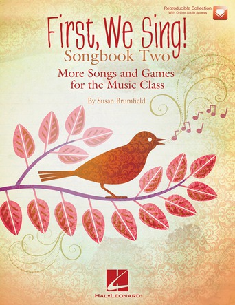 First, We Sing! Songbook #2 Cover