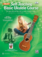 Alfred's Self Teaching Basic Ukulele Course