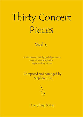 Thirty Concert Pieces